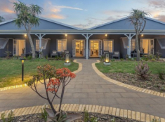 Shamwari Riverdene Luxury Room Entrance