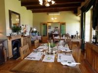 La Plume Dining Room