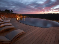 Gondwana Game Reserve Lehele Lodge Pool