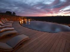 Gondwana Game Reserve Lehele Lodge Pool