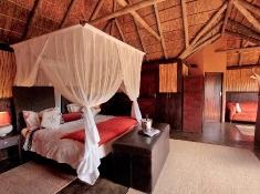 The Safari Lodge Bedroom