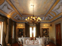 Castello di Monte Main Dining Room