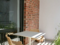 Design Apartment Greenpoint Patio