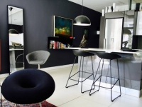 Design Apartment Greenpoint Dining Counter