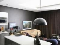 Design Apartment Greenpoint Lounge 1