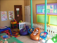 Eight Bells Childrens Playroom