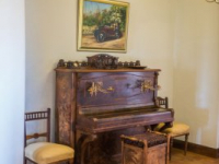Excelsior Manor Interior with Piano