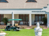 Excelsior Manor Golf Cart