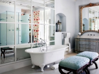 Grand Dedale Elegant Suite Bathroom