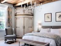 Grand Dedale Elegant Suite Bedroom