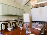 Hawksmoor House Boardroom Facility