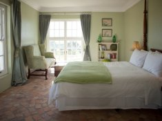 Hawksmoor House Self-Catering Cottage Bedroom