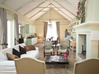 Hawksmoor House Self-Catering Cottage Interior