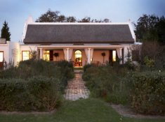 Hawksmoor Manor House - Evening