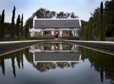 Hawksmoor Manor House Pond