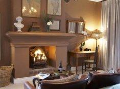Kawksmoor House Edge House Map Room