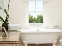 Hawksmoor House Luxury Room Bathroom
