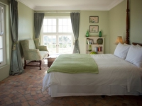 Hawksmoor House Self-Catering Cottage Bedroom
