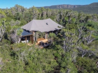 Kariega Settlers Drift Tented Suite Interior