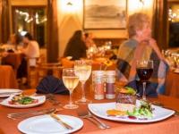 Montusi Mountain Lodge Dining