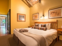 Montusi Mountain Lodge Family Suite Main Bedroom