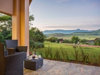 Montusi Mountain Lodge Mountain Suite View