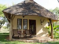 Mziki Lodge Accommodation Exterior