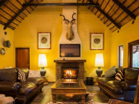 Mziki Lodge Lounge