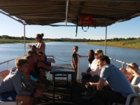 Mziki Lodge Boat Cruise