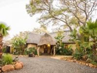 Mziki Lodge Exterior