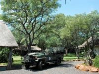 Mziki Lodge Safari Vehicle