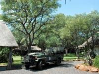 Mziki Lodge Safari Vehicle