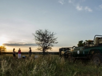 Mziki Lodge Sundowner Stop