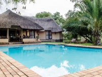 Mziki Lodge Swimming Pool