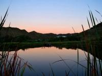 Retreat at Groenfontein Dam