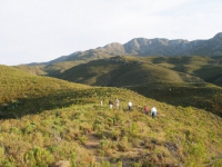 Retreat at Groenfontein Hiking