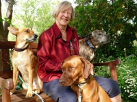 Retreat at Groenfontein Marie and Dogs
