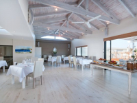Robberg Beach Resort Dining Room