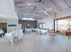 Robberg Beach Resort Dining Room