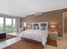 Robberg Beach Resort Luxury Room Bedroom