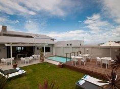 Robberg Beach Resort Pool Garden