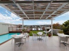 Robberg Beach Resort Pool Terrace