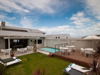 Robberg Beach Resort Pool Garden