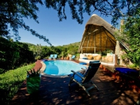 Sibuya Bush Lodge Pool