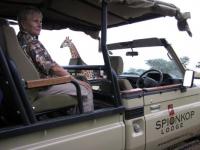 Spionkop Lodge Game Drive