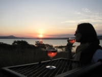 Spion Kop Lodge Sundowners