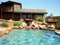 Spionkop Accommodation and Swimming Pool