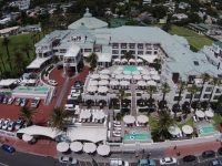 The Bay Hotel Aerial View 2