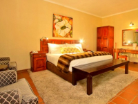 Tzaneen Country Lodge Bedrooml