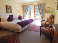 Agulhas Country Lodge Classic Bedroom